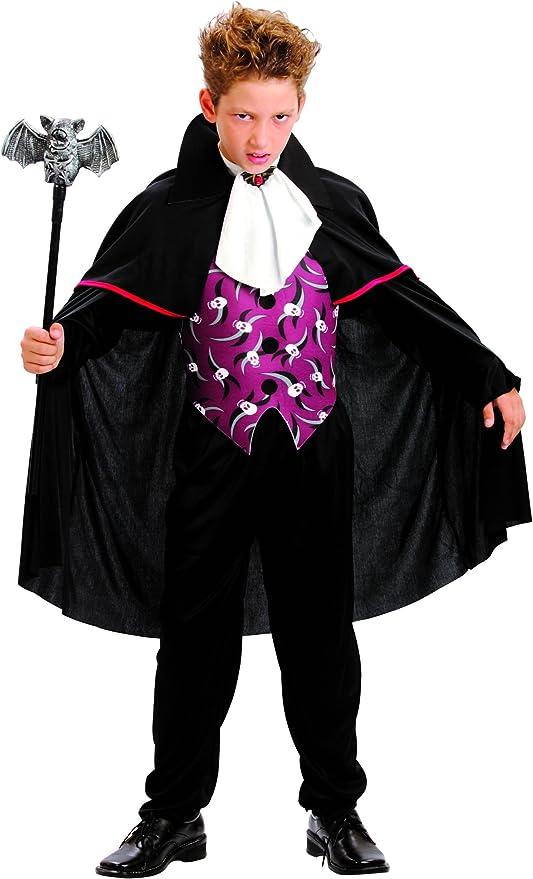 Generique - Disfraz Vampiro Calaveras niño: Amazon.es: Juguetes y ...