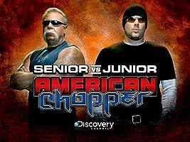 American Choppers Sr vs. Jr Season 1