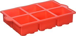 Large Building Bricks Cake&ice Cube Tray Silicone Mold for Lego Lovers