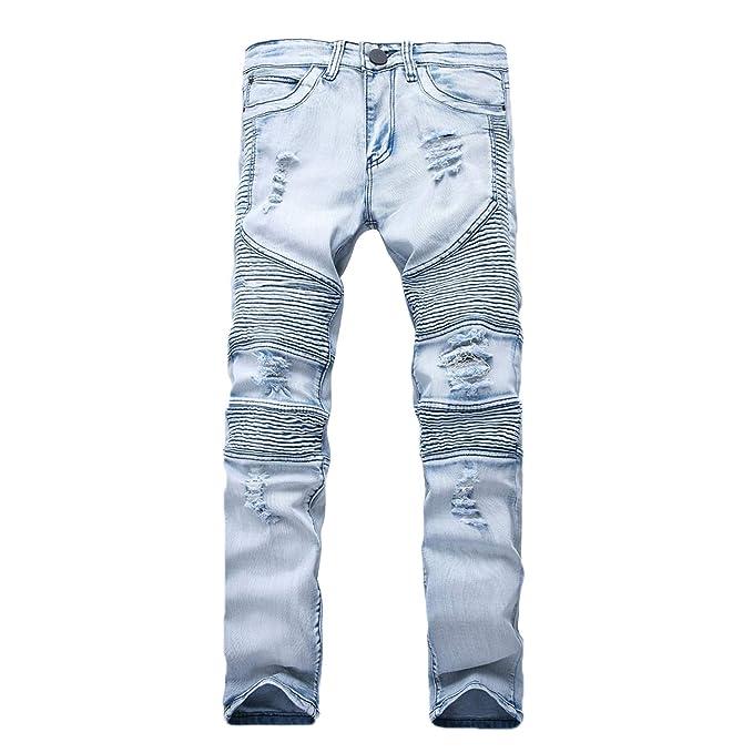 Amazon.com: Previn Pantalones de ciclismo para hombre, con ...