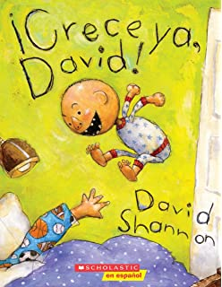 ¡Crece ya, David! (Grow Up, David!) (David Books