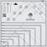 Creative Grids Ultimate Flying Geese Template and Quilt Ruler [CGRDH4] - New for 2017!