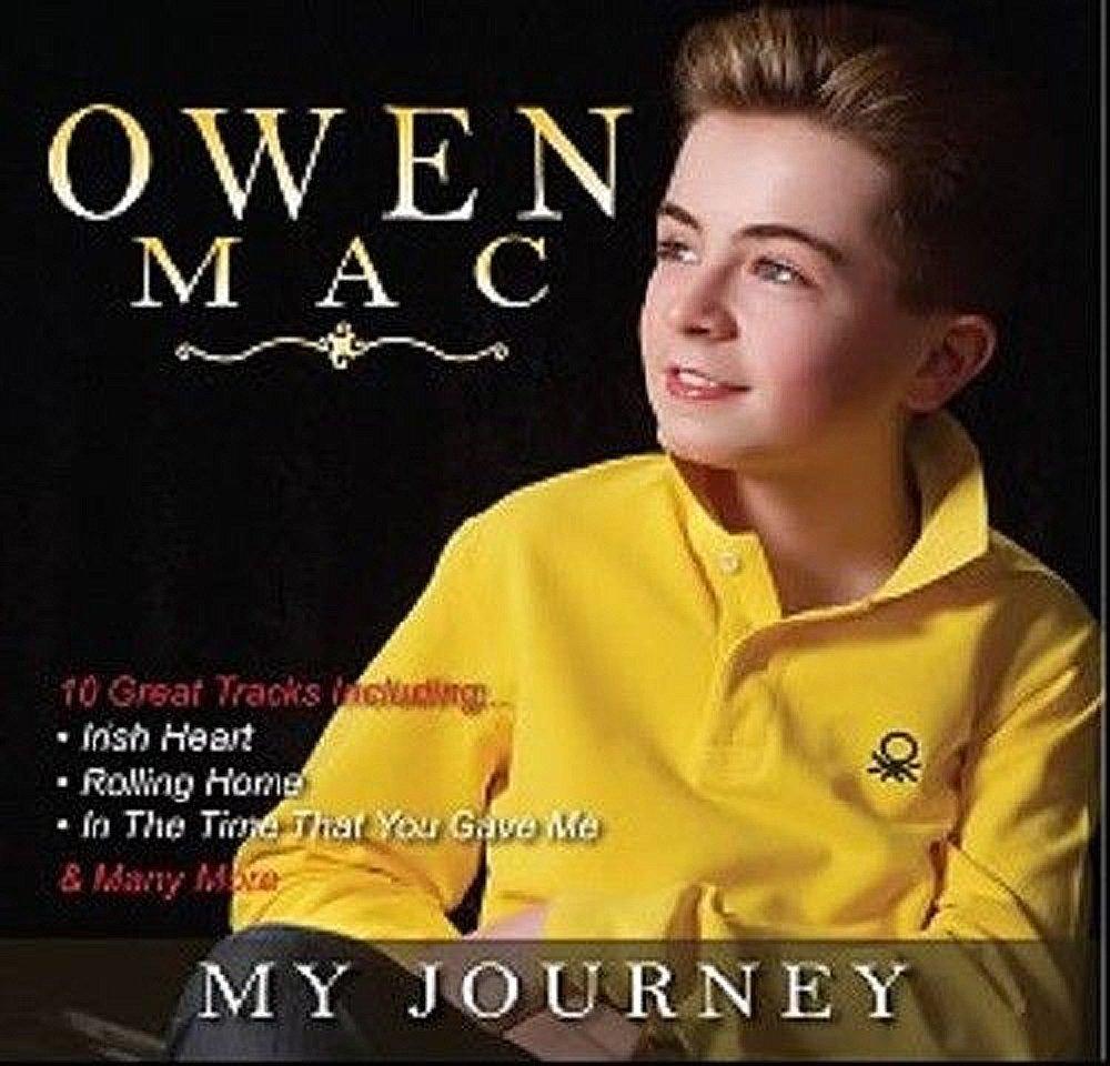Owen Mac - My Journey CD