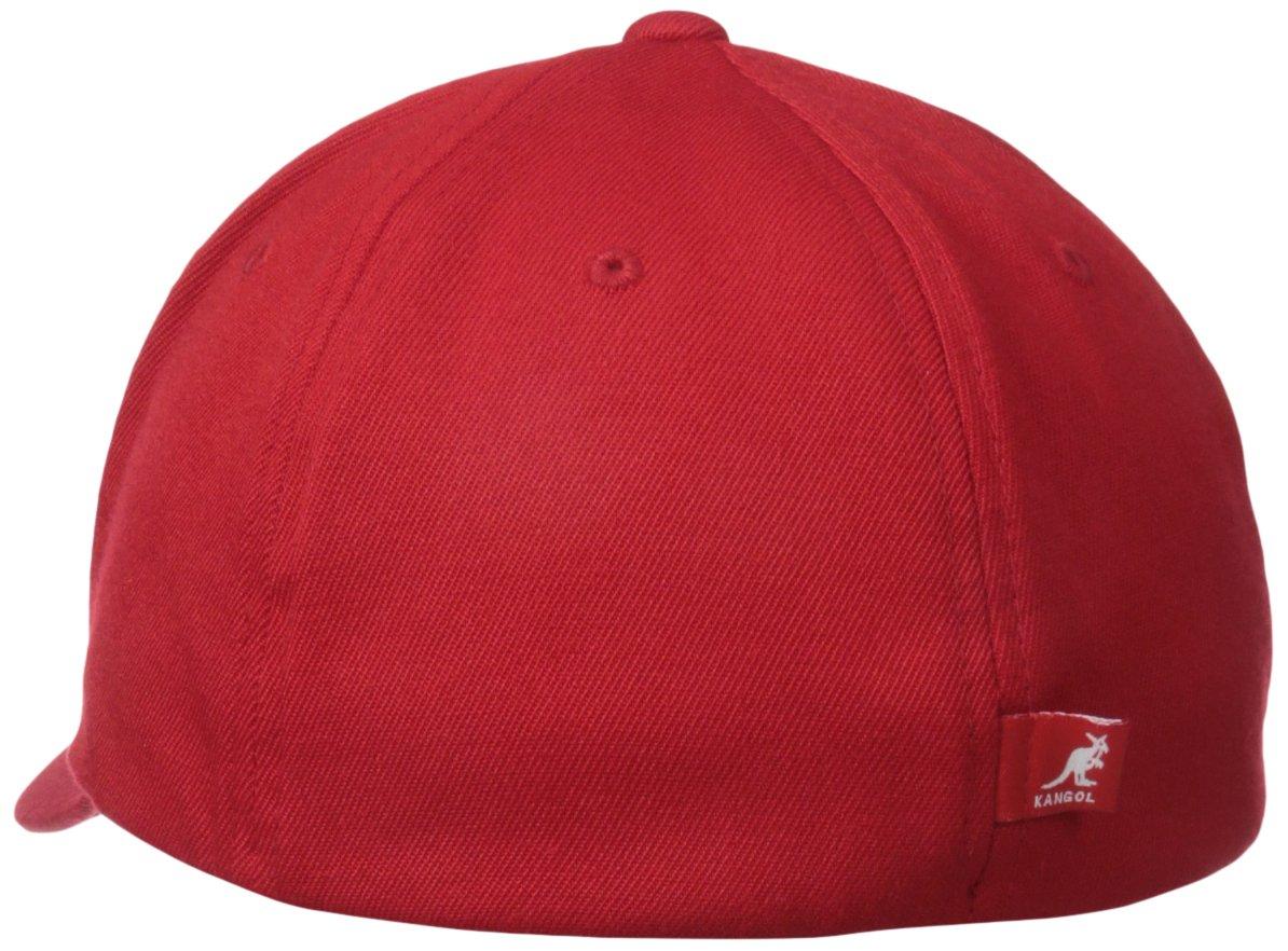 34e60e7eb Kangol Men's Wool Flex-Fit Baseball Cap | Amazon
