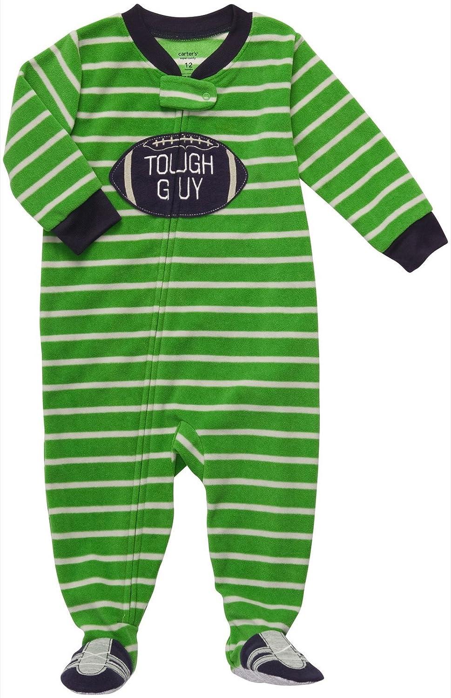 27851e187 Amazon.com  Carter s Bay-Boys Toddelr Microfleece Footed Blanket ...