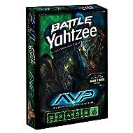 USAOPOLY Battle Yahtzee Alien vs Predator Board Game