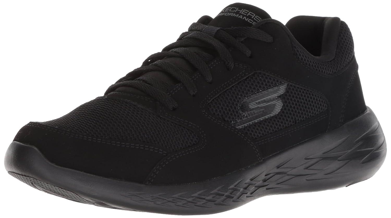 Skechers Women's Go Run 600 Reset Sneaker B07B1XCKWK 12 B(M) US|Black