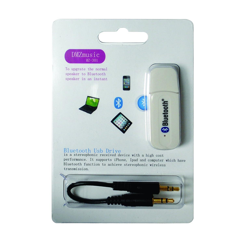 Hands-free USB Bluetooth receiver , USB car bluetooth: Amazon.co.uk ...