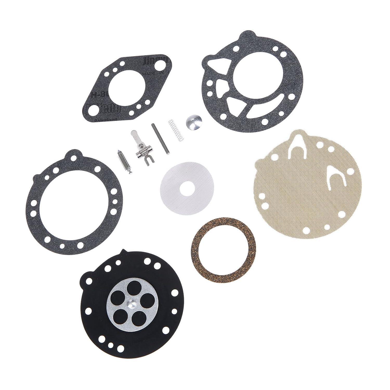 2PCS carburatore ricostruire kit per Stihl 08/070/090/TS350/TS360/zama rb-42/carb