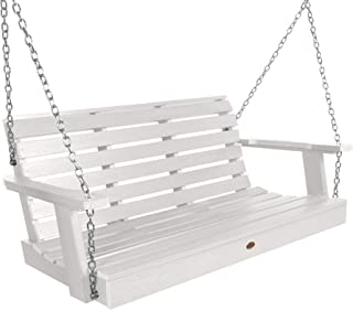 product image for Highwood AD-PORW2-WHE Weatherly Porch Swing, 4 Feet, White