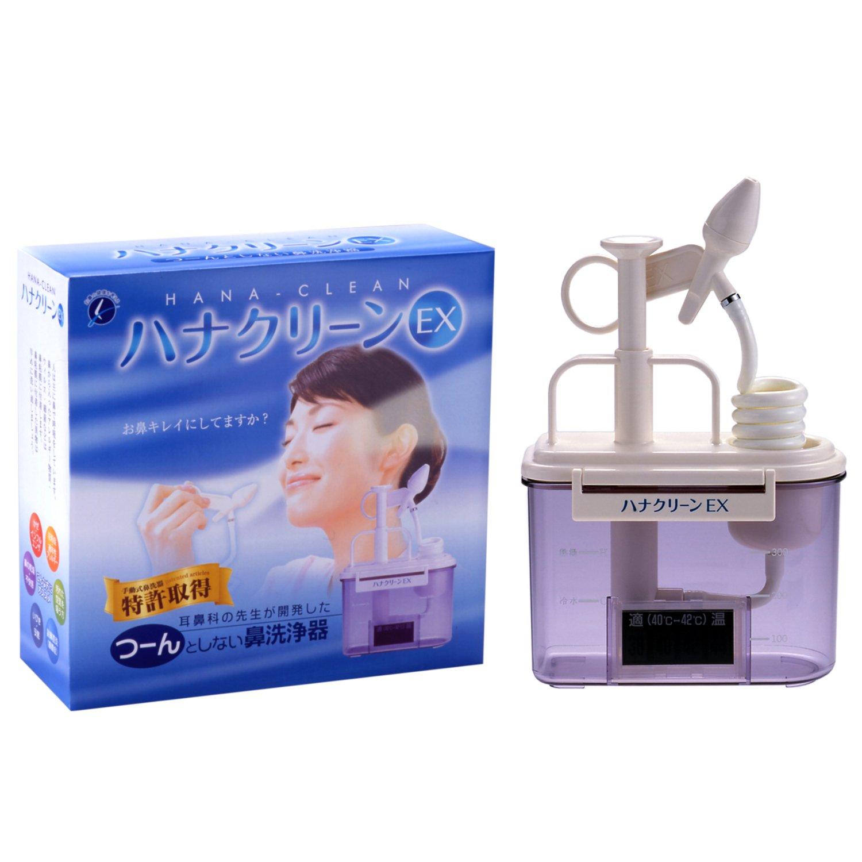 ハナクリーンEX デラックスタイプ鼻洗浄器
