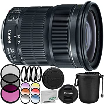 Review Canon EF 24-105mm f/3.5-5.6