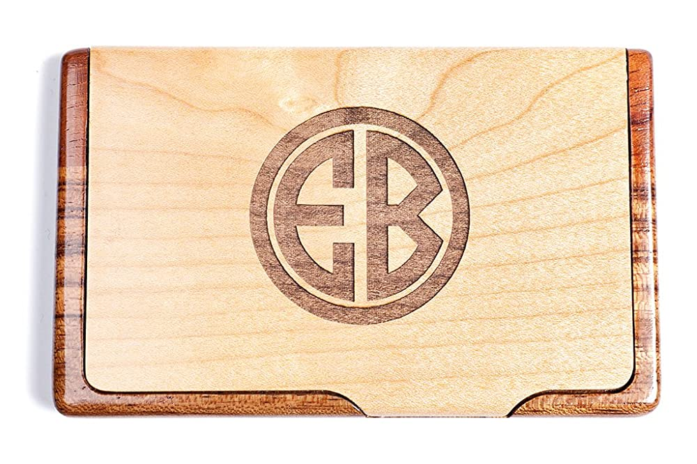 Business Card Case Office Gift Corporate Gift Custom Business Card Personalized Business Card Holder Wedding Favor Engraved Gift