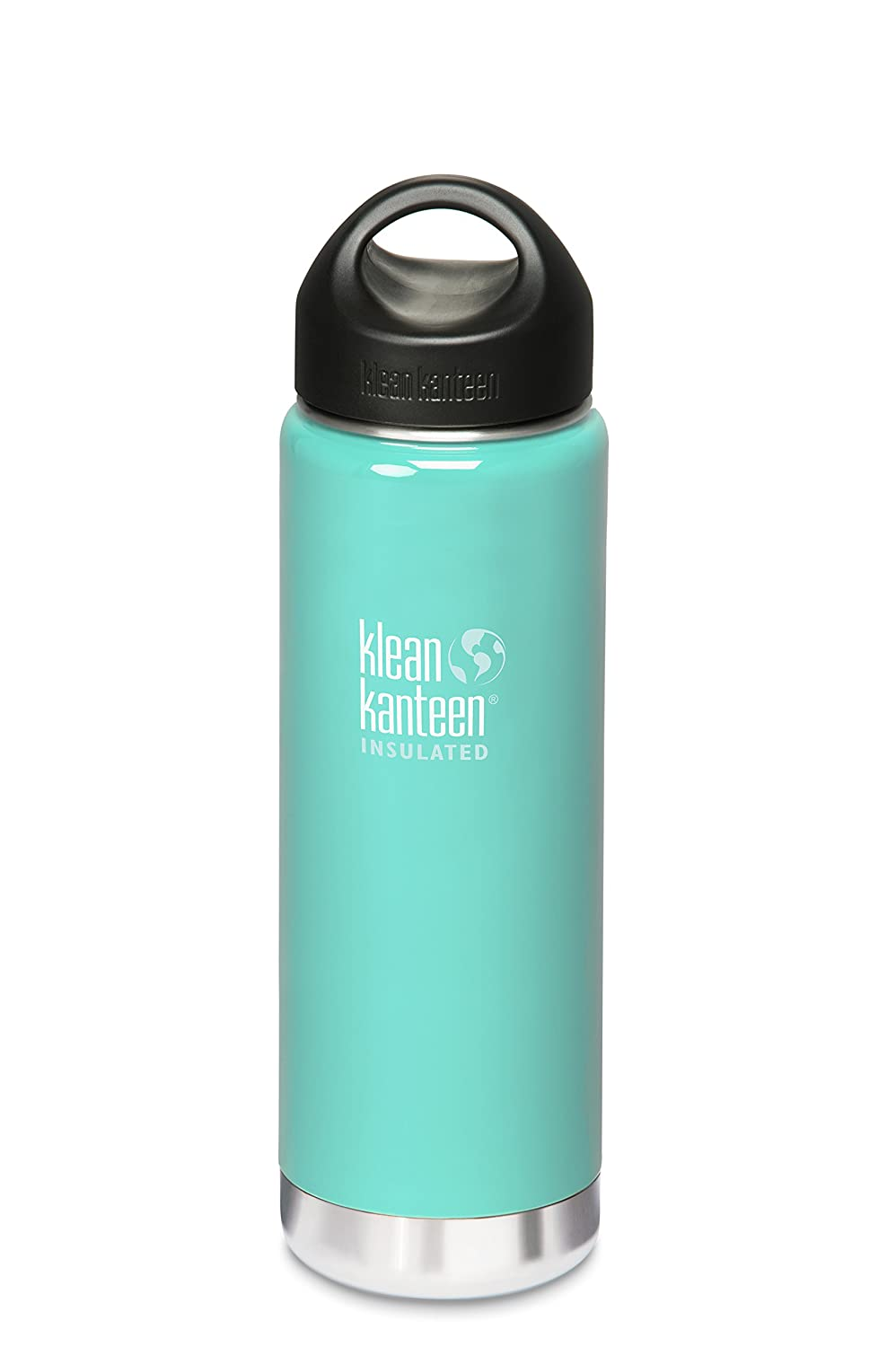 Klean Kanteen 592ml - Double wall Vacuum Insulated bottle - Glacial Glass