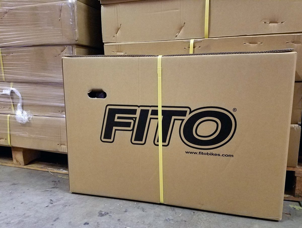 FITO 36 SPOKE 26'' WHEEL SET KIT - BLACK, WITH KT / QUANDO REAR COASTER PEDAL BRAKE, FOR SINGLE / 1-SPEED BEACH CRUISER BIKES by Fito (Image #1)