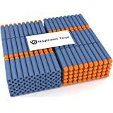 300-Pieces Set, Nerf Compatible Foam Toy Darts By Raytheon Toys, Premium Refill Bullets For N-Strike Guns, Universal Mega Pack, Firm and Safe Nerf Compatible Accessories