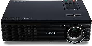 Acer Value P1163 - Proyector (3000 lúmenes ANSI, DLP, SVGA, 4500 h, 190 W, UHP)
