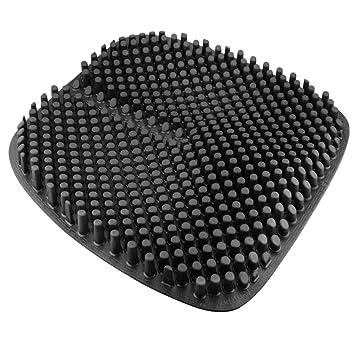 Amazon.com: Cojín de asiento de coche, silla suave elástico ...