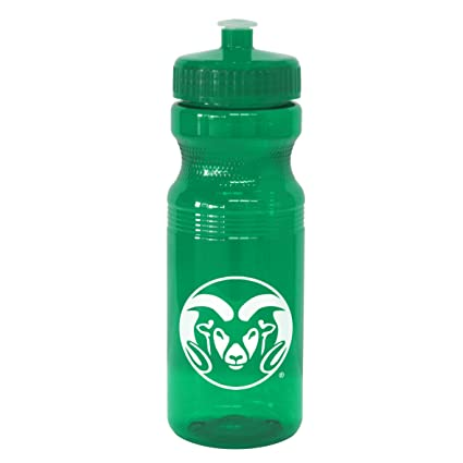 24-Ounce Boelter Brands 383367 NCAA Colorado State Rams Squeeze Water Bottle