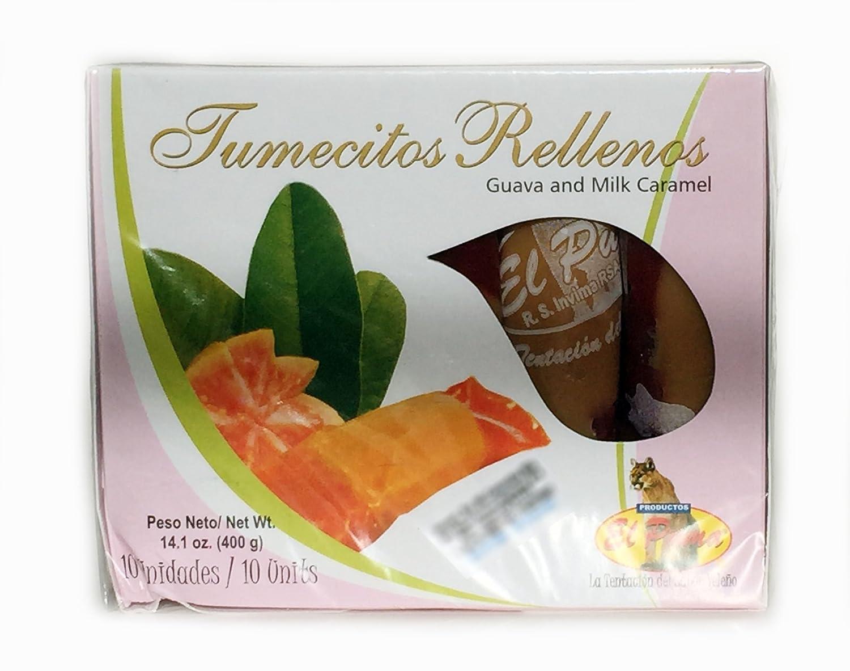 Amazon.com : EL PUMA Desserts (Bocadillos Extrafino Veleño ...