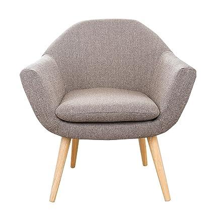 Amazon.com: KXBYMX Lazy Sofa Small Simple Leisure Single ...