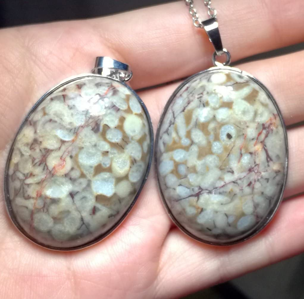 Amethyst 1 Pcs 2 Hand Carved Natural Gemstone Jewllery Pendant,DIY Accessory for Necklace 50mm