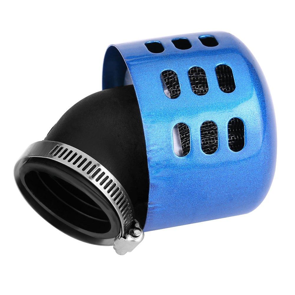 Black Set filtro dinduzione daspirazione modificato 35mm adatto per moto moto 100-150CC