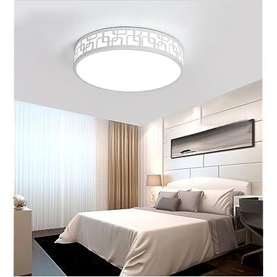 angeelee la lumi re led lumi re plafond couloir circulaire minimaliste moderne chambre salon. Black Bedroom Furniture Sets. Home Design Ideas
