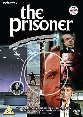 Amazoncom The Prisoner The Complete Series Dvd 1967