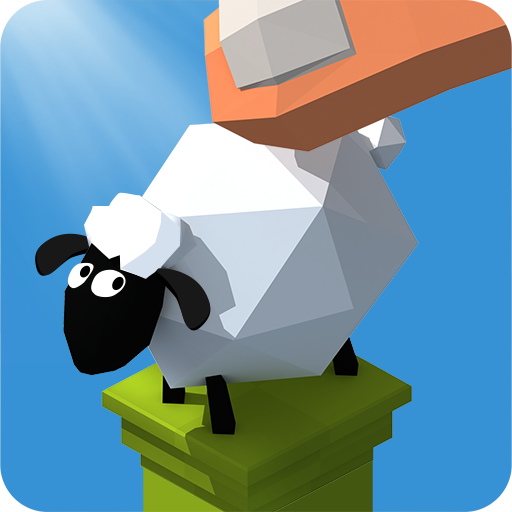 Tiny Sheep (Steal Eggs)