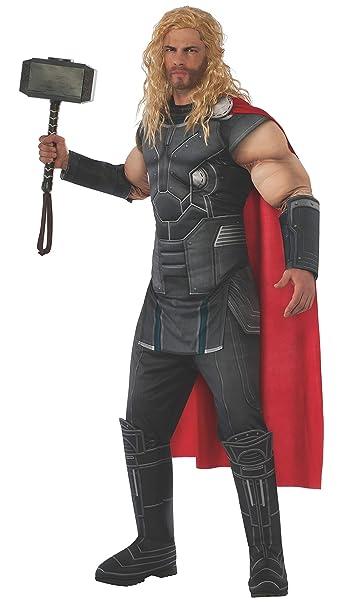 Generique - Disfraz Lujo Thor Ragnarok Adulto XL: Amazon.es ...
