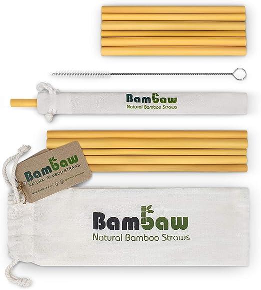 Pajitas de Bambú | Pajitas Reutilizables | Fabricadas en Bali ...