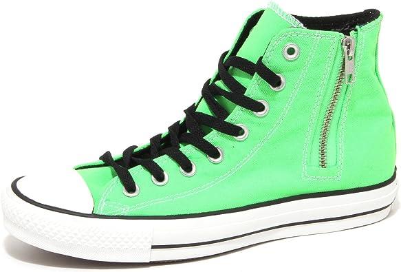 Converse Chaussures All Star Chuck Taylor Noyau Hi Hi Tissu