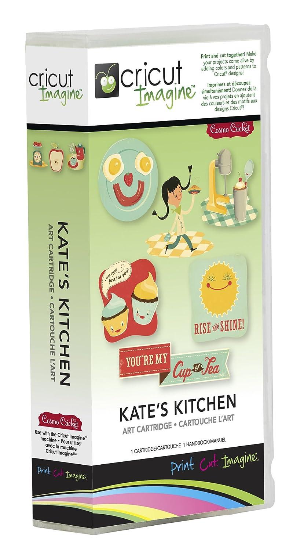 Amazon.com: Cricut Imagine Cartridge, Kate\'s Kitchen