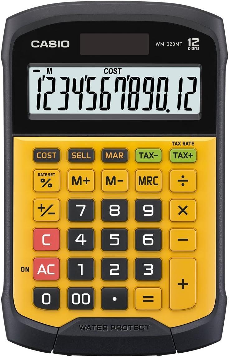 Best waterproof calculator 2020