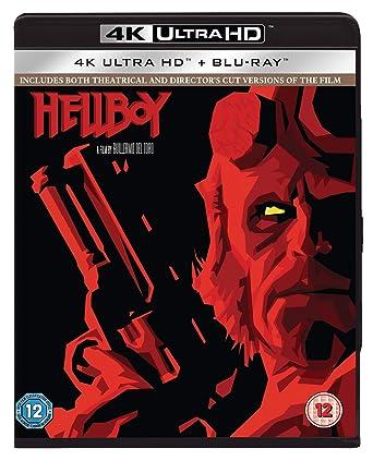 Hellboy [Blu-ray]: Amazon.es: Ron Perlman, Selma Blair ...