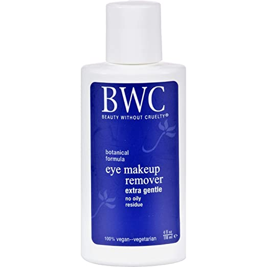 The Beauty Without Cruelty - Extra Gentle Eye Make-Up Remover travel product recommended by Santosh Krinsky on Pretty Progressive.
