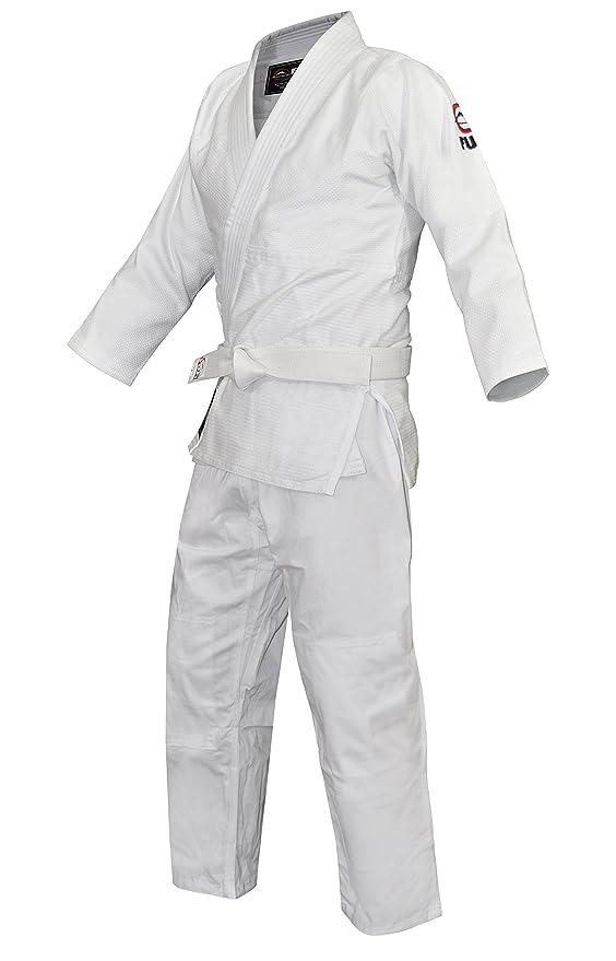 Fuji Judo Uniform, White