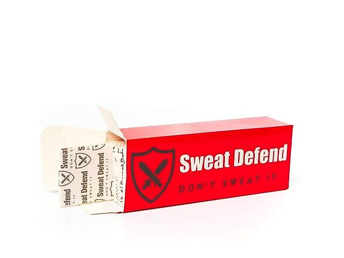 c9fbad6cefd Amazon.com  Sweat Defend Disposable Hat Liner (30)  Clothing