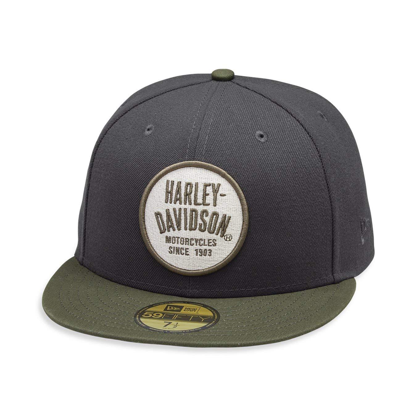 HARLEY-DAVIDSON - Gorra de béisbol - para Hombre Asfalto XL ...