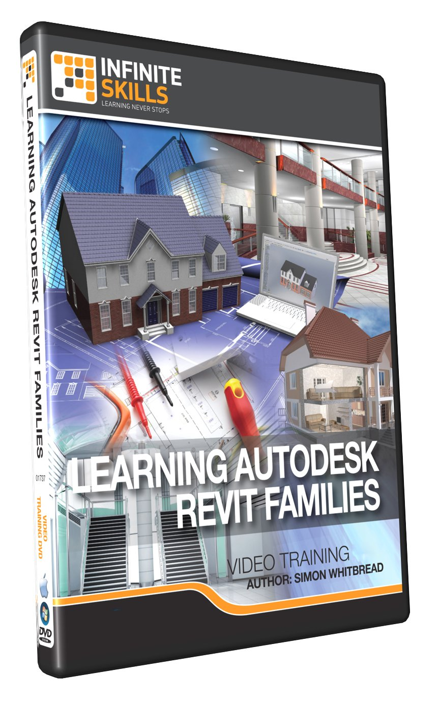 Autodesk Revit Families Training DVD