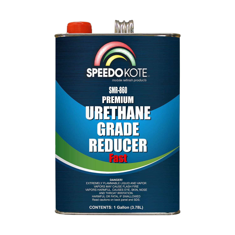 Speedokote SMR-860 - Universal Fast 55-65°F Urethane Grade Reducer, One Gallon