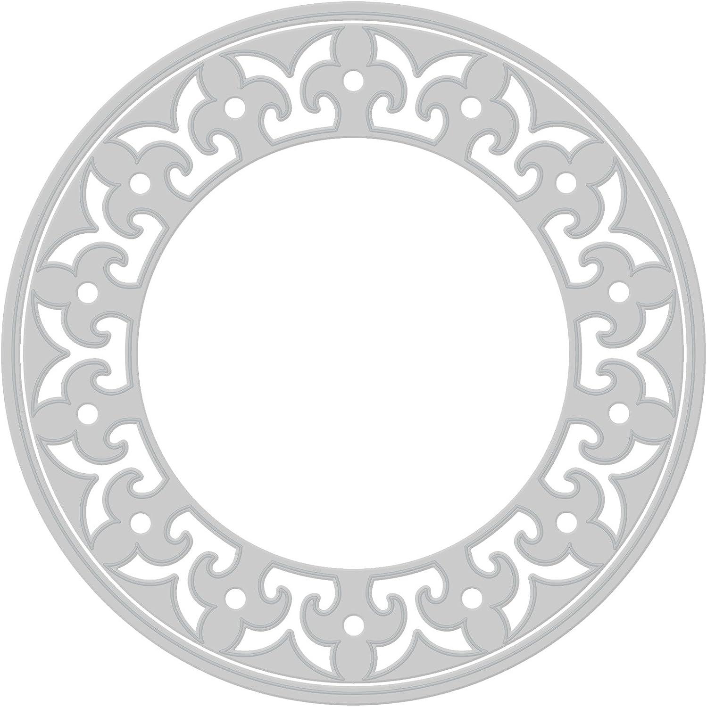 tonic studio indulgence florid circle die 456e