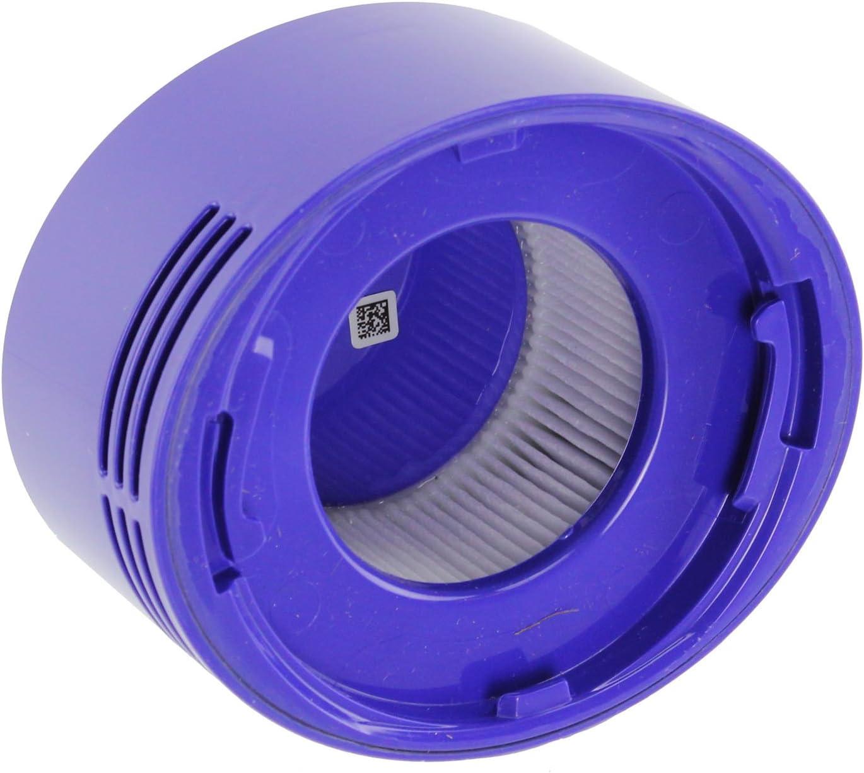 Dyson V8 - Filtro Hepa para aspiradora (acero 18/10): Amazon.es: Hogar