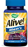 Alive Multivitamin Chewable Tablets, 60 Count