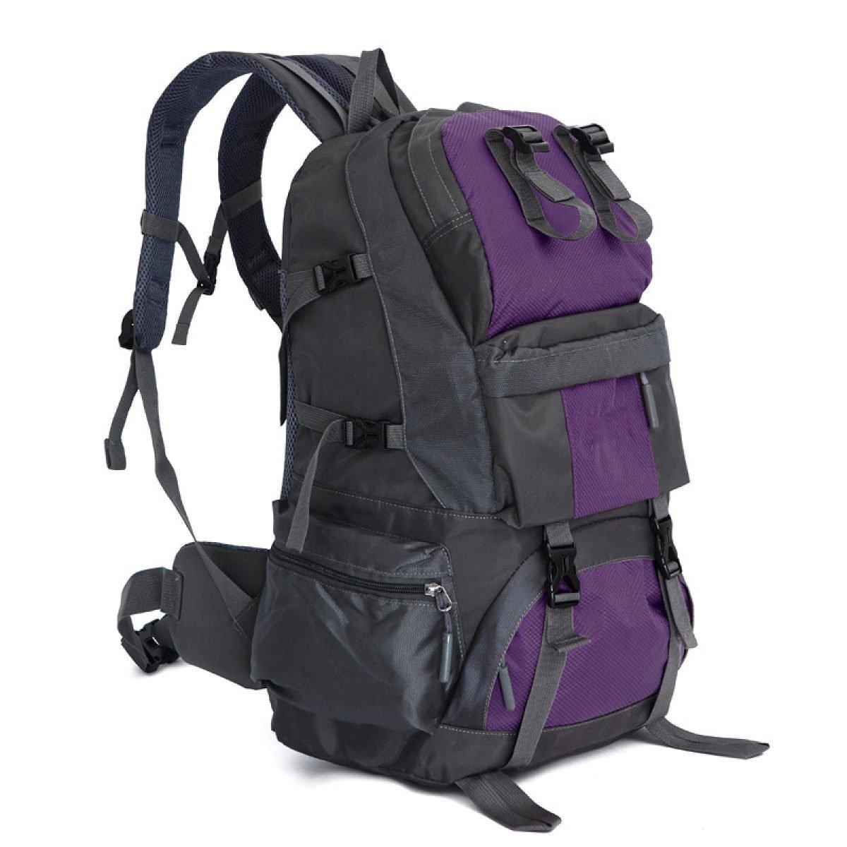 Wasserdicht Nylon Bergsteigen Taschen Hohe Kapazität Outdoor Wandern Reisen Umhängetaschen