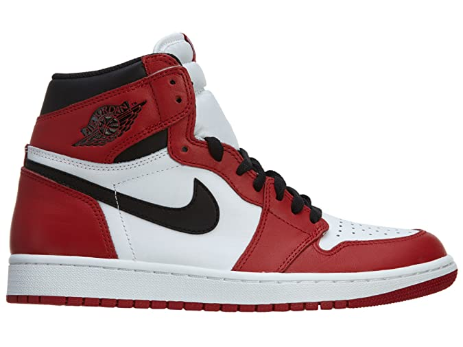 Nike Air Jordan 1 Retro High OG, Chaussures de Sport Homme