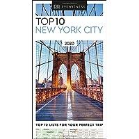 DK Eyewitness Top 10 New York City: 2020 (Pocket Travel Guide)
