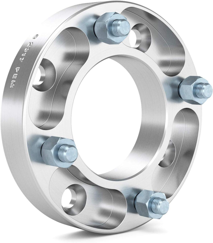 RockTrix UTV V4 25mm Silver 4pcs Read Listing for Year Model Info ...