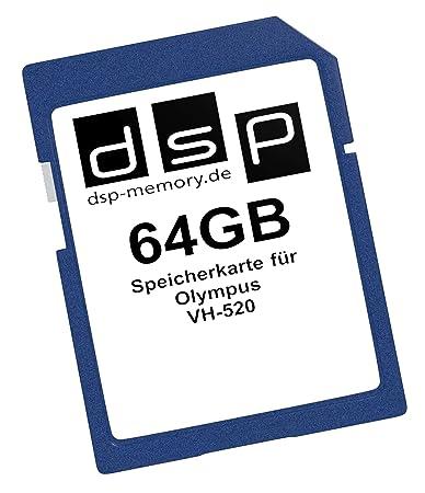 DSP Memory Z de 4051557387669 64 GB Tarjeta De Memoria para ...